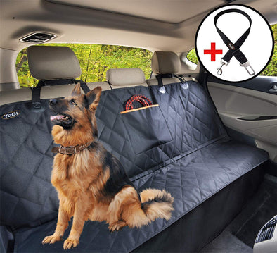 Dog seat Covers for Back car seat