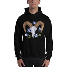 Ram Heavy Blend Hooded Sweatshirt