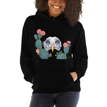 Owl Heavy Blend Hooded Sweatshirt