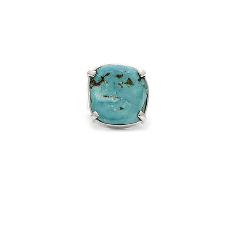 Sleeping Beauty Turquoise Ring - Irit Sorokin Designs Canadian handmade jewelry