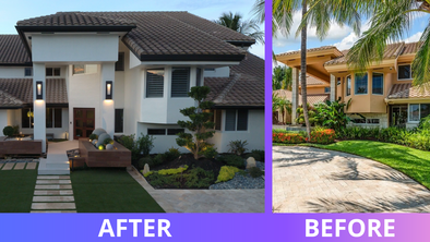 Complete Exterior Home Remodel In Pompano Beach