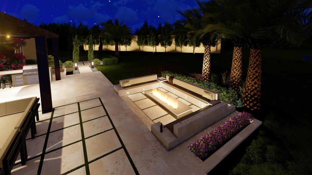 Ultimate Backyard Design: Modern Outdoor Living in South Florida