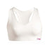 Zumba Fitness Defy Gravity V-Bra Top - White (CLOSEOUT)