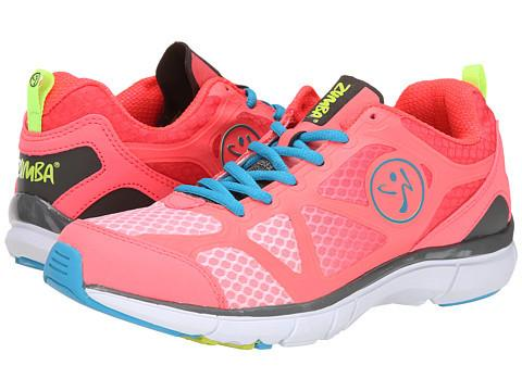 Zumba Fitness Fly Fade Shoes - Neopulse Pink