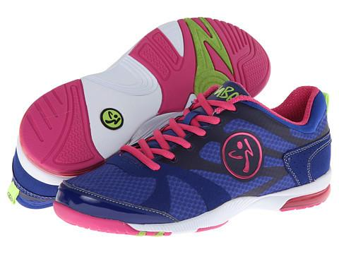 Zumba Fitness Impact Max Shoes - Mazarine Blue