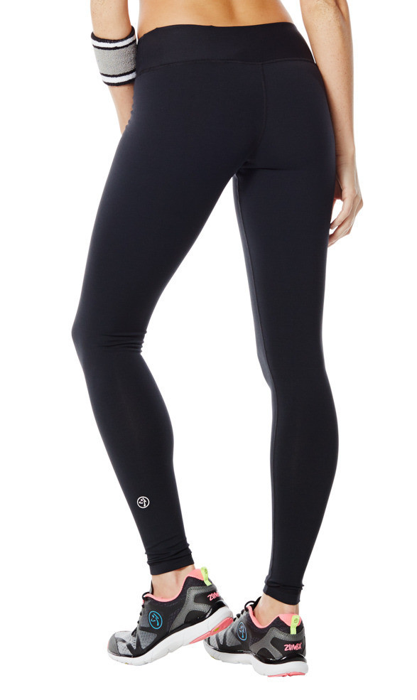 Zumba Fitness Perfect Long Leggings - Sew Black