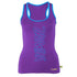 Zumba Fitness Rock With Me Racerback - Purple