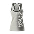 Zumba Fitness Fade to Fabulous Racerback - Smoke