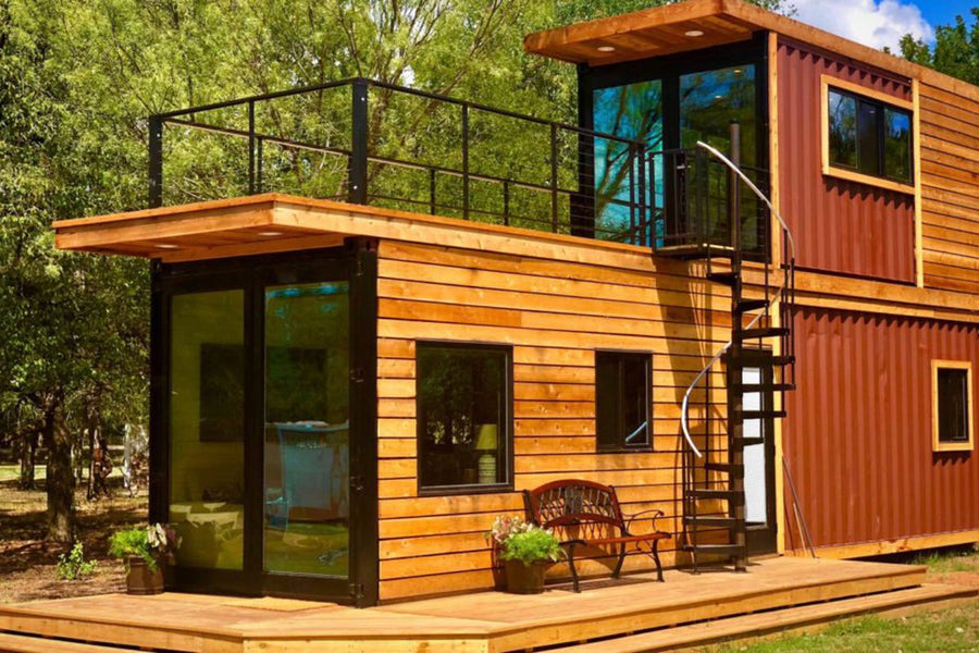 Huntington Issues Ordinance Banning Shipping Container Homes