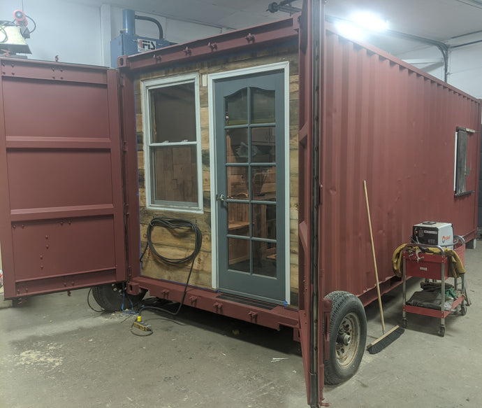 Shipping Container Photo Contest - July, 2020