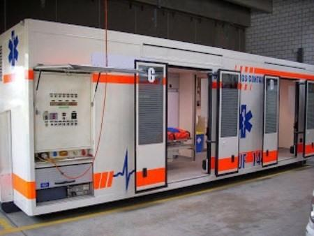 Portable Hospitals and Clinics Come to You