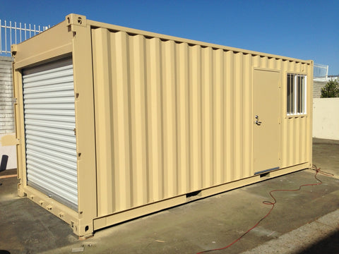 Shipping Container Accessories