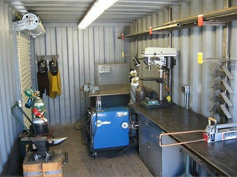 Shipping-Container-Workshops
