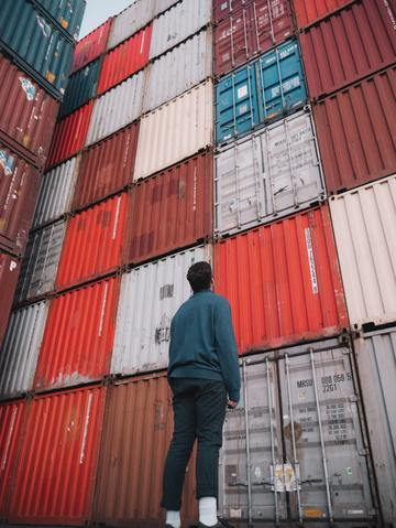 Shipping Container Storage Facilities