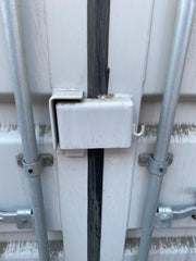 Shipping Container Lock Boxes