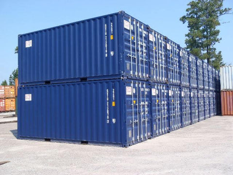 Climate-Controlled Shipping Containers for Storage