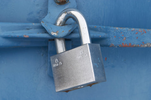 Shipping-Container-Locks