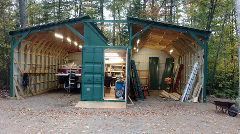 Shipping-Container-Garage