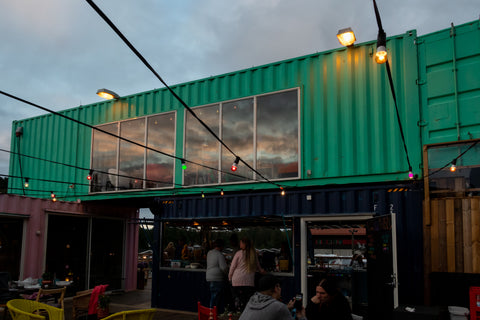 Shipping Container Restaurants and Pop-Up Cafes | Container One