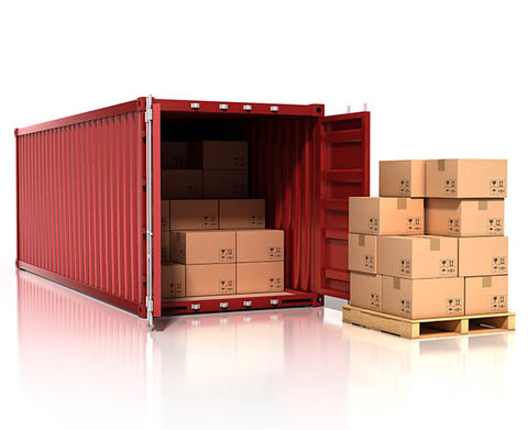 loading-a-shipping-container