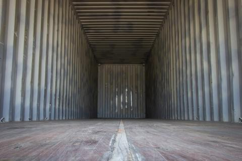 Shipping Container Portals
