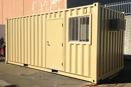 Shipping Container Office Kit