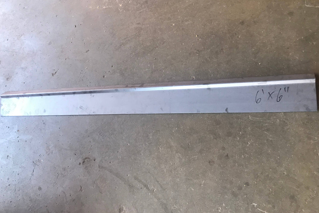 Shipping Container Roll Up Door Threshold Plate
