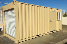 Load image into Gallery viewer, Shipping Container Roll Up Door