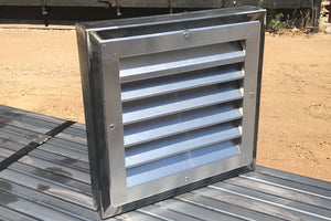 Shipping Container Vents