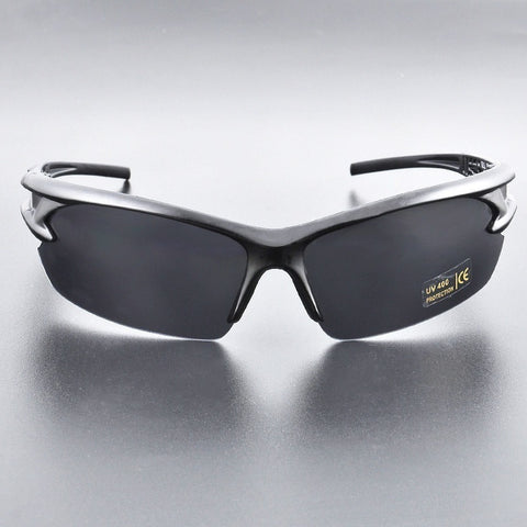 Mens Polarized UV400 Glasses Aviator Driving Goggles Outdoor Cycling Sunglasses