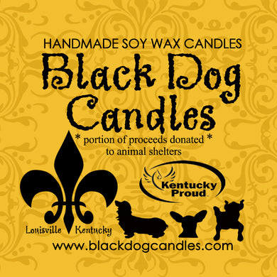 Black Dog Candles Digital Gift Card