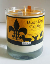 Load image into Gallery viewer, 9 oz Glass Tumbler Soy Wax Candle