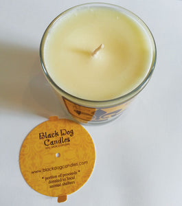 9 oz Glass Tumbler Soy Wax Candle