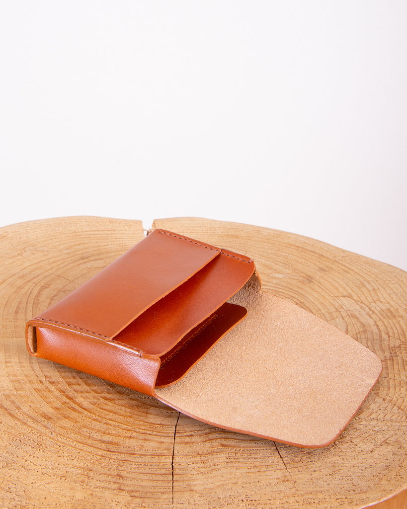 POCKET POUCH - Tan