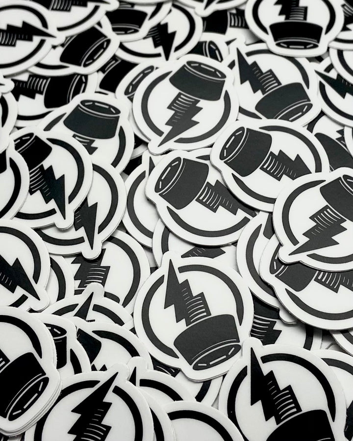 Better Bolts Sticker