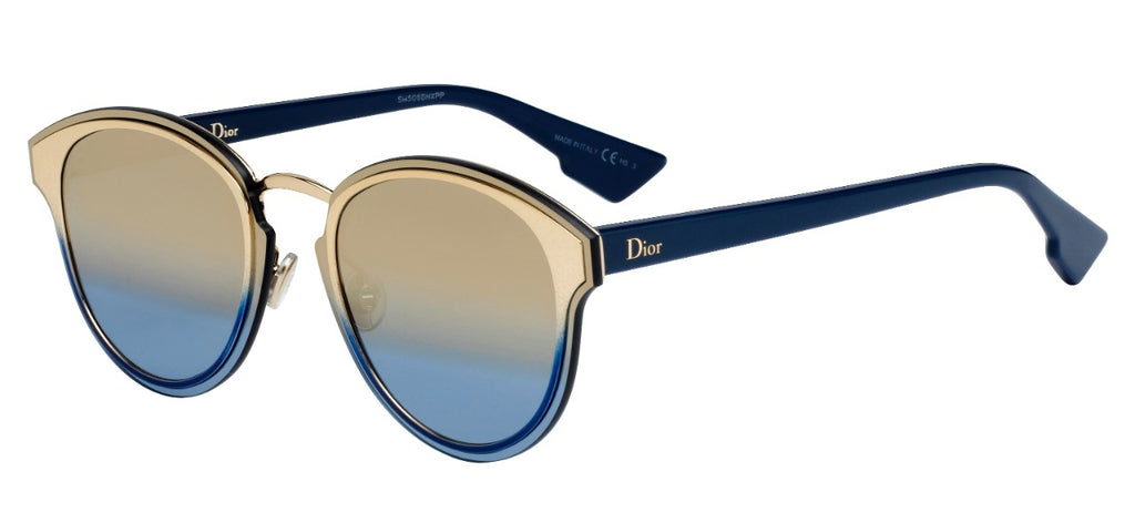 Dior Nightfall Gold Blue
