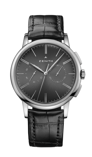Zenith Elite Chronograph Classic Grey 42mm