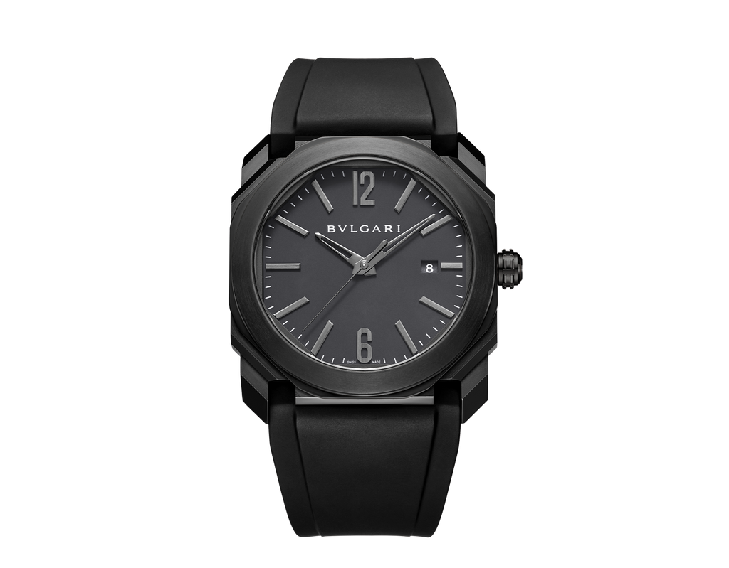 Bvlgari Octo L'Originale - 41mm Automatic Steel DLC