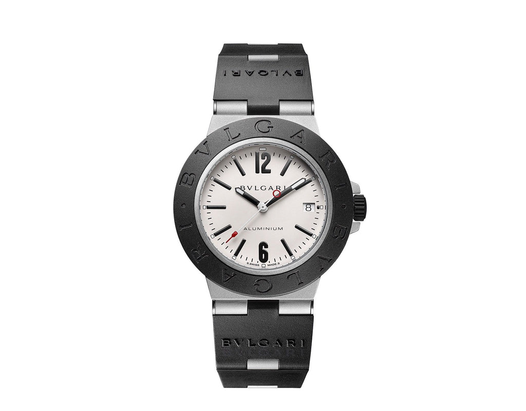 Bvlgari BB Mens - 40mm Automatic Aluminium