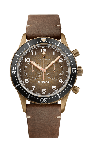 Zenith Pilot Chronometro Flyback 43mm