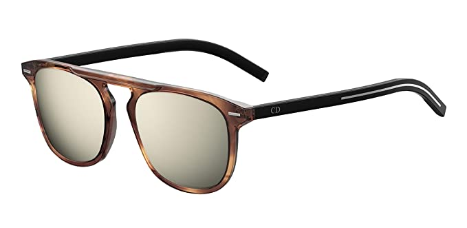 Dior Homme Black Tie 249S Brown Havana