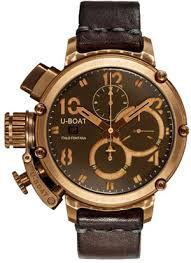 U-Boat 46mm Bronze Chimera
