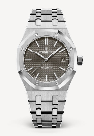 Audemars Piguet Royal Oak 37mm Steel Grey Dial