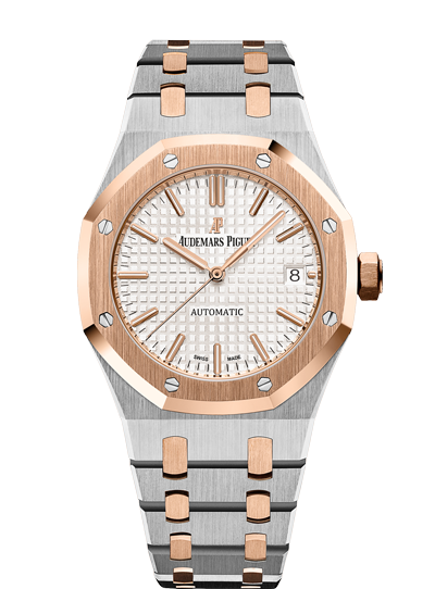 Audemars Piguet Royal Oak 37mm Steel Gold