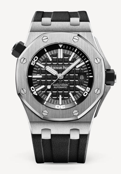 Audemars Piguet Royal Oak 42mm Offshore Diver Black