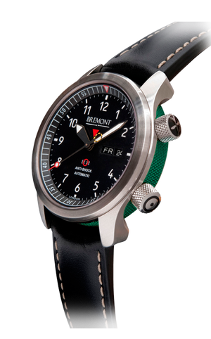 Bremont MBII Green Barrel