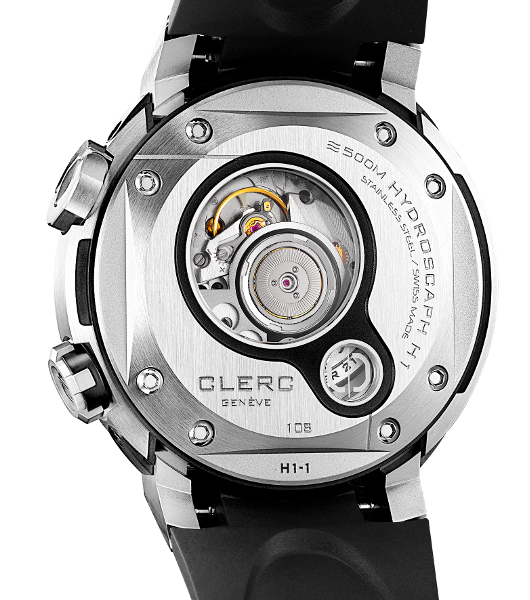 Pre Owned Clerc Hydroscaph H1 Grey
