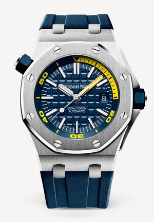 Audemars Piguet Royal Oak 42mm OffShore Diver Blue