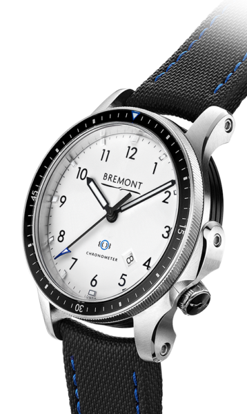 Bremont Boeing 1 SS White