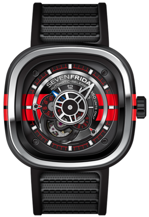 Pre Owned SevenFriday P3/BB 'Big Block' L/E